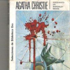 Libros de segunda mano: 1 LIBRO AÑO 1981 - AGATHA CHRISTIE ( ASESINATO EN BARDSLEY MEWS - EDITORIAL MOLINO. Lote 84227528