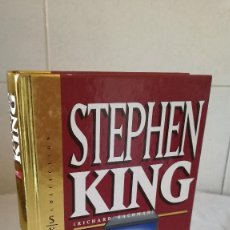 Libros de segunda mano: 35-EL FUGITIVO, STEPHEN KING, 1997. Lote 84413412