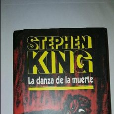 Libros de segunda mano: STEPHEN KINGP - LA DANZA DE LA MUERTE. Lote 86049152