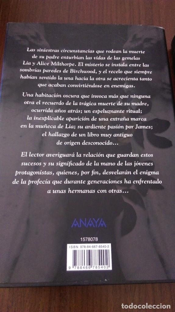 Trilogia La Profecia De Las Hermanas Michelle Vendido En Venta Directa 87002104
