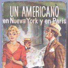 Libros de segunda mano: UN AMERICANO EN NUEVA YORK Y EN PARÍS - JOHN STEINBECK - COLECCION MARIEL Nº 4 -1957 EDI. MARIEL. Lote 87090668