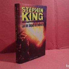 Libros de segunda mano: LAS DOS DESPUÉS DE MEDIANOCHE STEPHEN KING ED. CIRCULO DE LECTORES TAPA DURA Y SOBRECUBIERTA I111. Lote 104003462