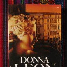 Libros de segunda mano - Malas artes (Donna Leon) - 89786588
