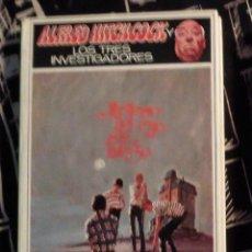 Libros de segunda mano: ALFRED HITCHCOCK Y LOS TRES INVESTIGADORES. MISTERIO DEL OJO DE FUEGO.. Lote 90827400