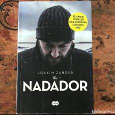 Libros de segunda mano: LIBRO EL NADADOR DE JOAKIM ZANDER. Lote 90898160