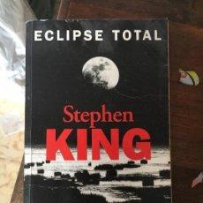 Libros de segunda mano - STEPHEN KING-ECLIPSE TOTAL - 91525700