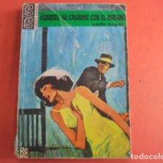 Libros de segunda mano: SERVICIO SECRETO 792 - KEITH LUGER - ¿ QUIERE USTED CASARSE CON EL ASESINO ? - 1965 - ENVIO GRATIS. Lote 91867785