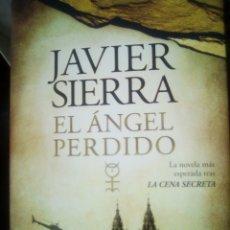 Libros de segunda mano: EL ÁNGEL PERDIDO. JAVIER SIERRA. Lote 92227944
