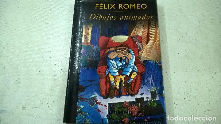 Felix Romeo Dibujos Animados Plaza Janes Ave Sold Through Direct