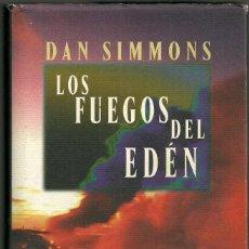 Libros de segunda mano - Dan Simmons-Los fuegos del Edén.Círculo de lectores.1997. - 92797705