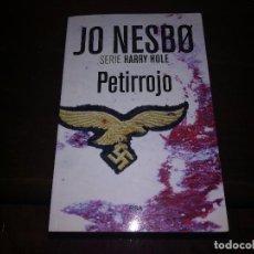 Libros de segunda mano: LIBRO JO NESBO SERIE HARRY SOLE PETIRROJO . Lote 92936140