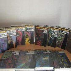 Libros de segunda mano: COLECCION COMPLETA DE 12 LIBROS *BIBLIOTECA ALFRED HITCHCOCK*. Lote 93895190