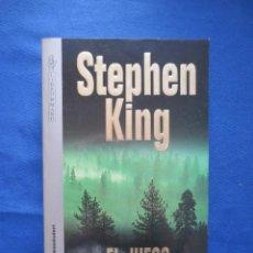 Libros de segunda mano: STEPHEN KING / EL JUEGO DE GERALD. Lote 94209595