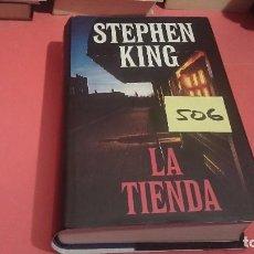Libros de segunda mano: LA TIENDA STEPHEN KING ED. CIRCULO DE LECTORES TAPA DURA Y SOBRECUBIERTA I156. Lote 104003536