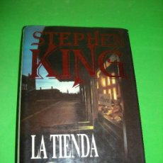 Libros de segunda mano: LA TIENDA.-STEPHEN KING. - EDICIONES B. Lote 95747047
