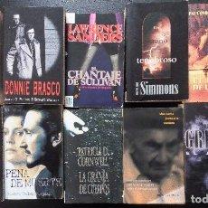 Libros de segunda mano: EDICIONES B. LOTE DE 10 LIBROS 7,5 EUROS. VER FOTOGRAFÍAS. . Lote 95750203