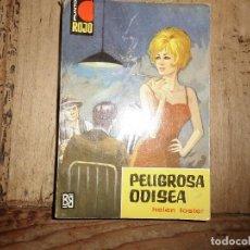 Libros de segunda mano: PUNTO ROJO Nº 101 PELIGROSA ODISEA HELEN FOSTER BRUGUERA. Lote 95778151