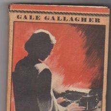 Libros de segunda mano: COLECCIÓN EL ELEFANTE BLANCO. RAPSODIA EN SANGRE POR GALE GALLAGHER. SATURNINO CALLEJA.. Lote 95834531