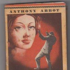Libros de segunda mano: COLECCIÓN EL ELEFANTE BLANCO Nº 71. EL ASESINO MISÓGINO. ANTHONY ABBOT. SATURNINO CALLEJA.. Lote 95834879