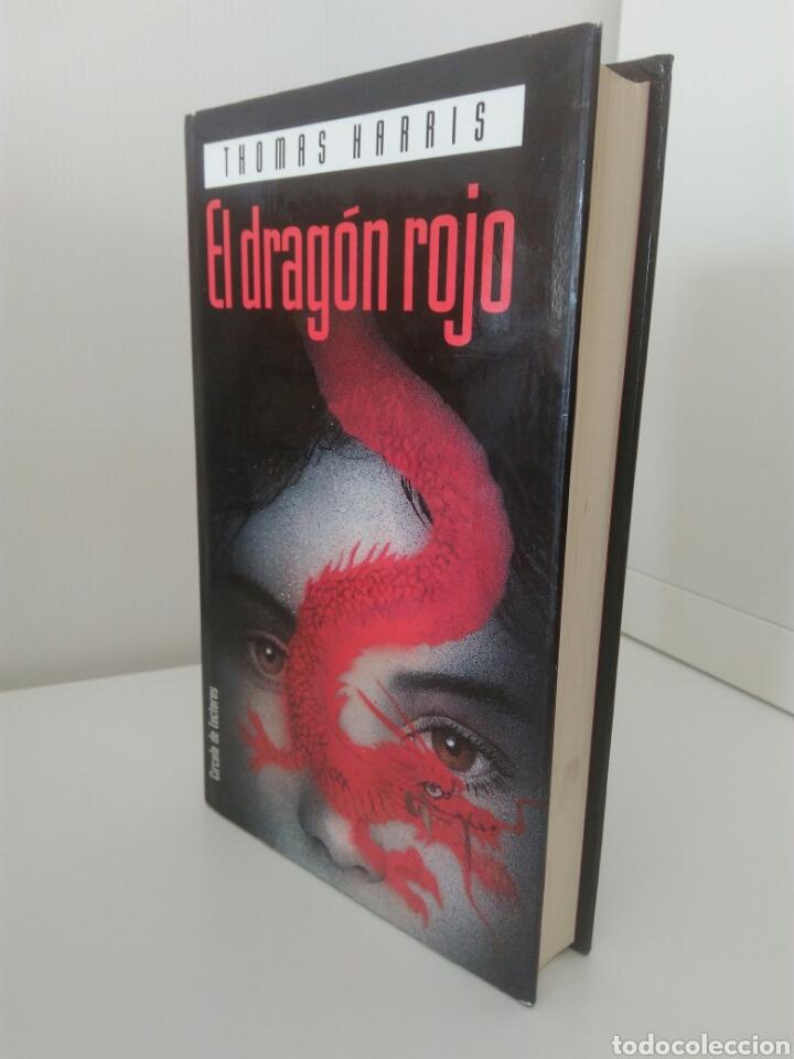 EL DRAGÓN ROJO - THOMAS HARRIS - CÍRCULO DE LECTORES (Libros de segunda mano (posteriores a 1936) - Literatura - Narrativa - Terror, Misterio y Policíaco)