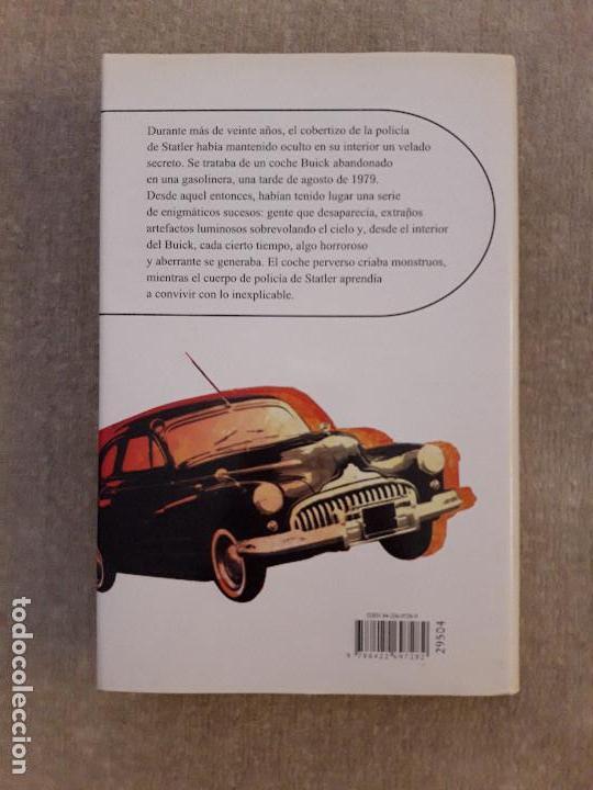 Libros de segunda mano: LIBRO - STEPHEN KING - BUICK 8 - UN COCHE PERVERSO - TAPA DURA CON SOBRECUBIERTA. NUEVO - Foto 3 - 96308651