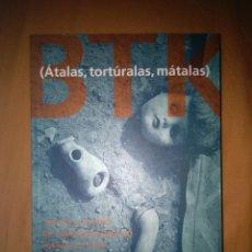 Libri di seconda mano: EDITORIAL ALBA ATALAS TORTURALAS MATALAS ASESINO EN SERIE RETRATO DE UNO DE LOS MAYORES ASESINOS . Lote 96406731