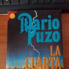Libros de segunda mano: MARIO PUZO - LA CUARTA K - EDICIONES GRIJALBO 1991 SERIE ORO. Lote 96427979