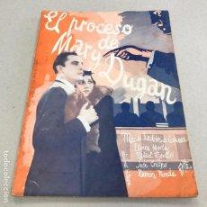 Libros de segunda mano: EL PROCESO DE MARY DUGAN - ED. BISTAGNE. Lote 96781143