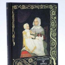 Libros de segunda mano: VALDEMAR GÓTICA 19. LA LETRA ESCARLATA (NATHANIEL HAWTHORNE) VALDEMAR, 1995 . Lote 97678075