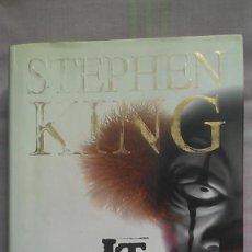 Libros de segunda mano: STEPHEN KING IT. Lote 97782115