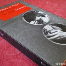 Libros de segunda mano: SIN HOGAR NI LUGAR. FRED VARGAS. COLECCIÓN NUEVOS TIEMPOS SIRUELA. SERIE POLICIACA. NUEVO. Lote 98374943