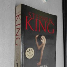 Libros de segunda mano: TODO OSCURO, SIN ESTRELLAS / STEPHEN KING / DEBOLSILLO 1ª EDICIÓN 2012. Lote 98567163