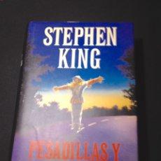 Libros de segunda mano: STEPHEN KING PESADILLAS Y ALUCINACIONES CÍRCULO DE LECTORES TAPA DURA. Lote 98589510