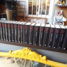 Libros de segunda mano: MAGNIFICA GRAN COLECCION STEPHEN KING RBA 2004 COMO NUEVA NO HAN SIDO LEIDOS 23 LIBRO. Lote 98642975