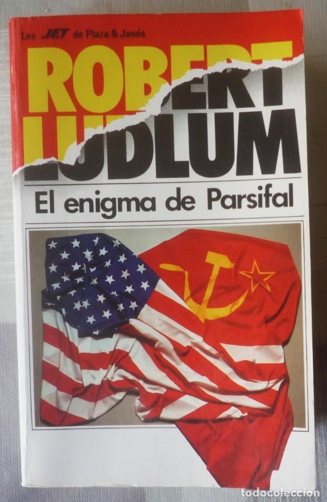 EL ENIGMA DE PARSIFAL. DE ROBERT LUDLUM (Libros de segunda mano (posteriores a 1936) - Literatura - Narrativa - Terror, Misterio y Policíaco)