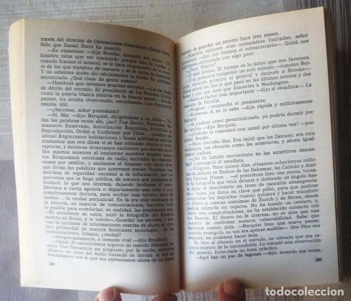 Libros de segunda mano: EL ENIGMA DE PARSIFAL. DE ROBERT LUDLUM - Foto 4 - 98667971
