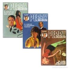 Libros de segunda mano: LOTE 3 LIBROS DE PERRY MASON (EDITORIAL MOLINO). Lote 98712139