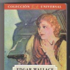 Libros de segunda mano: LOS TRES HOMBRES JUSTOS. EDGAR WALLACE. EDITORIAL JUVENTUD. SIN USAR... Lote 98714595