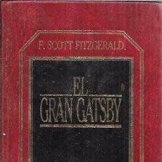 Libros de segunda mano: EL GRAN GATSBY. F. SCOTT FITZGERALD. BIBLIOTECA GRANDES EXITOS. EDICIONES ORBIS,S.A. 1983. Lote 99027911