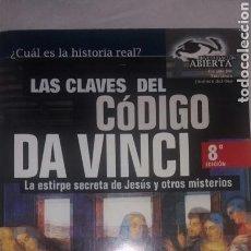Libros de segunda mano: LIBRO LAS CLAVES DEL CÓDIGO DA VINCI. Lote 99781824