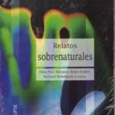 Libros de segunda mano - RELATOS SOBRENATURALES. EDGAR ALLAN POE, BRAM STOKER, RICHAR MIDDLETON - 100626995