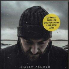 Libros de segunda mano: EL NADADOR - JOAKIM ZANDER *. Lote 100750431
