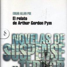 Libros de segunda mano: NOVELAS DE SUSPENSE Y TERROR - SIGNO EDITORES. VVAA. Lote 100764547