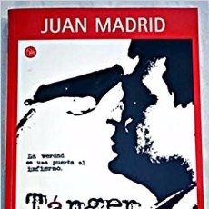 Libros de segunda mano: TANGER JUAN MADRID. Lote 100972647