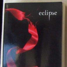 Libros de segunda mano: ECLIPSE - STEPHENIE MEYER - ED. SANTILLANA 2009 - VER DESCRIPCIÓN. Lote 101056011