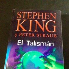 Libros de segunda mano: STEPHEN KING EL TALISMÁN RBA. Lote 101100820