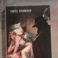 Libros de segunda mano: LOS INFRAHUMANOS - FRITZ STRAFFER - 1ª EDICIÓN 1966. Lote 101198671