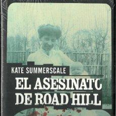 Libros de segunda mano: KATE SUMMERSCALE-EL ASESINATO DE ROAD HILL.PRECINTADO.NUEVO.. Lote 101202763
