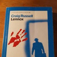 Libros de segunda mano: LENNOX - CRAIG RUSSELL - 2011. Lote 101628331