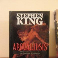 Livros em segunda mão: APOCALIPSIS - STEPHEN KING - PLAZA & JANES - MUY BUEN ESTADO. Lote 129678060